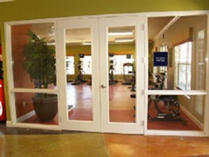 Fitness Center at Listing #145920