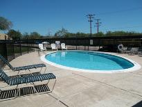 Pool at Listing #138416