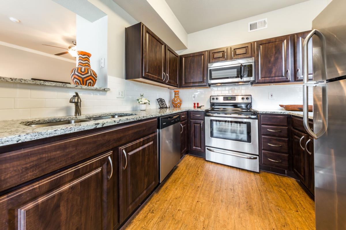 Kitchen at Listing #137920