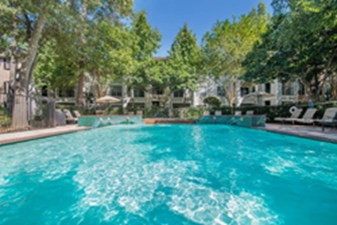 Pool at Listing #138674