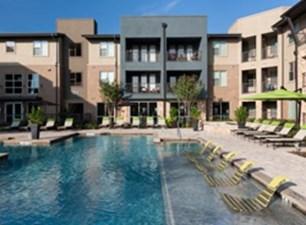 Pool at Listing #242196