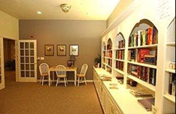 Library at Listing #144543