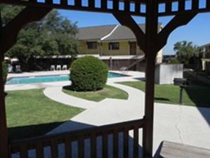 Pool at Listing #151609