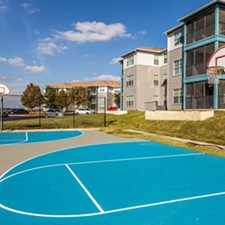 Basketball Court at Listing #144581