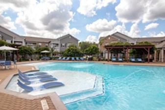 Pool at Listing #147857