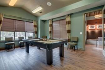 Gameroom at Listing #154058