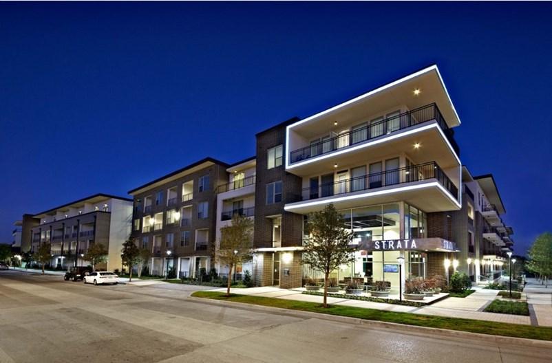 Strata Apartments