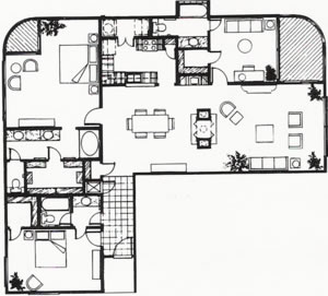 1,730 sq. ft. G floor plan