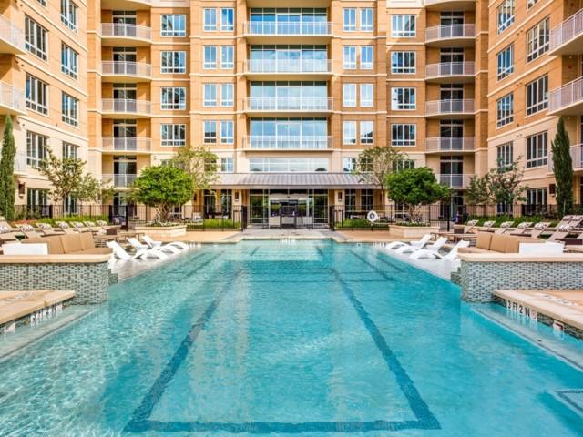 Pool at Listing #242403