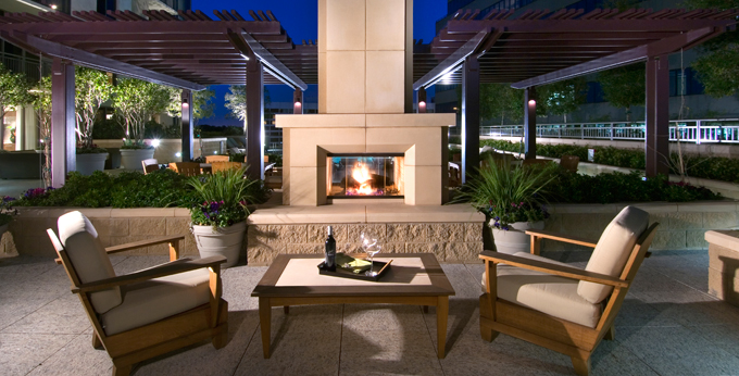 Fire Pit at Listing #144716