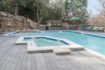Pool at Listing #140517