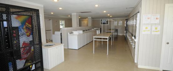 Laundry at Listing #139819