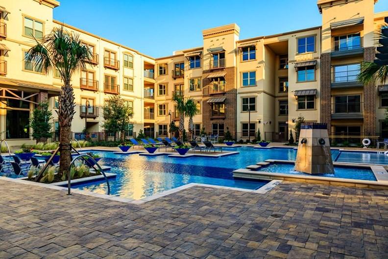Carmichael Apartments