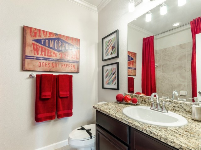Bathroom at Listing #224124