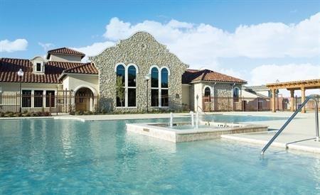 Pool at Listing #144520
