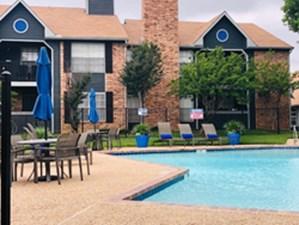 Pool at Listing #136997