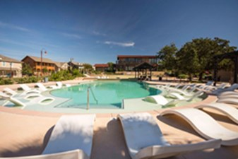 Pool at Listing #294906