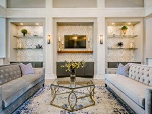 Lounge at Listing #147487