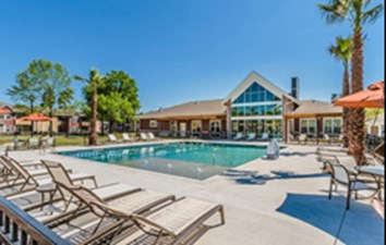 Pool at Listing #140047