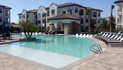 Pool at Listing #282414