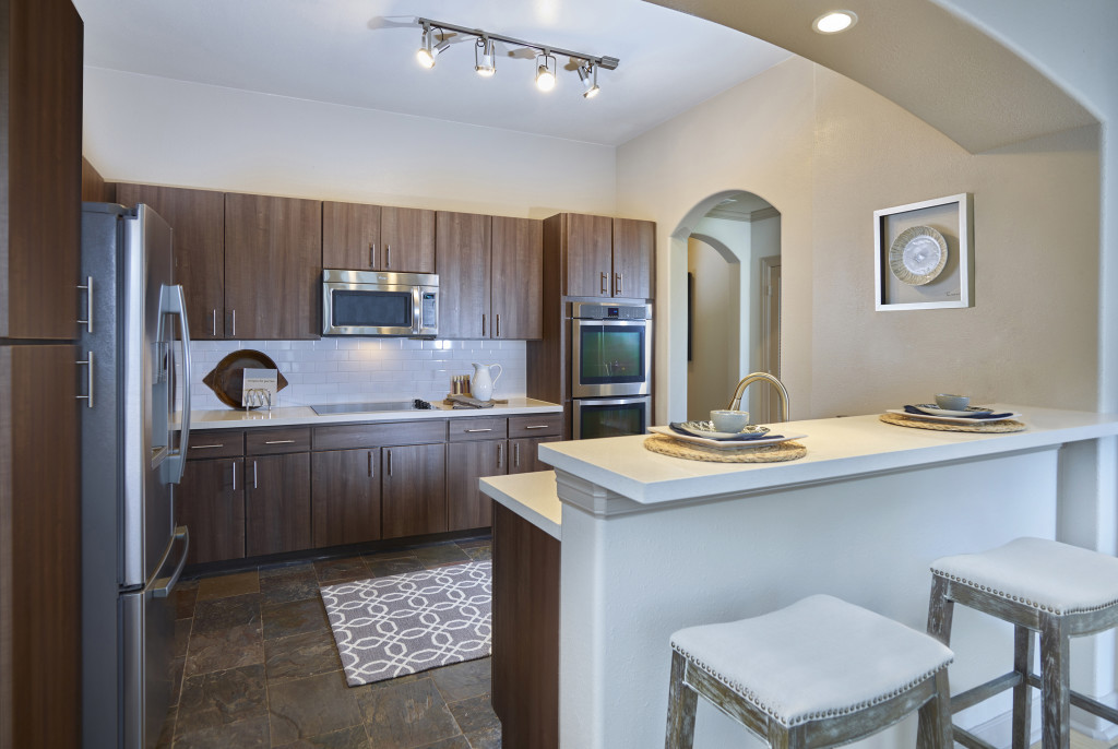 Kitchen at Listing #144188