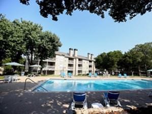 Pool at Listing #140463