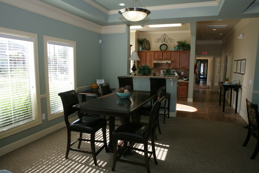 Dining/Kitchen at Listing #150663