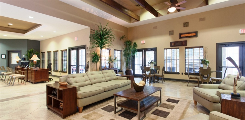 Clubhouse at Listing #144945