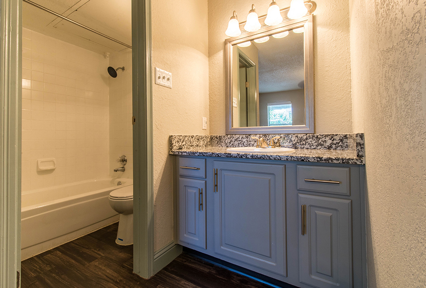 Bathroom at Listing #137070