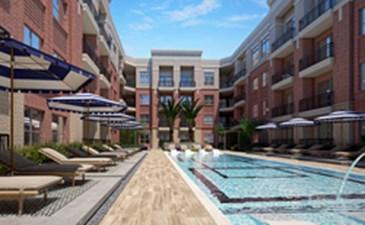 Pool at Listing #302221