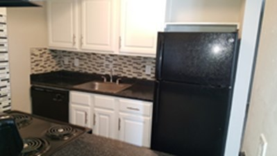 Kitchen at Listing #135984