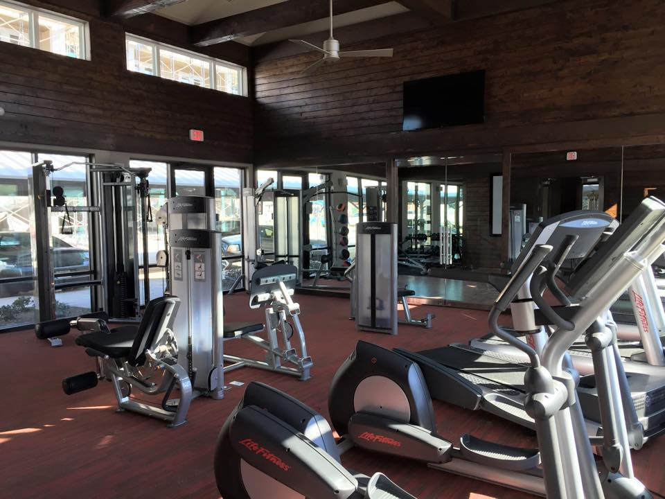 Fitness at Listing #242438