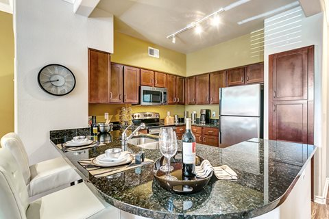 Kitchen at Listing #147759