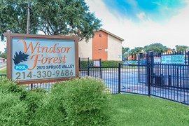 Windsor Forest Apartments Dallas TX