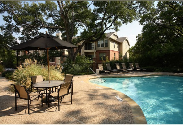 Pool at Listing #138216