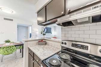 Dining/Kitchen at Listing #139506