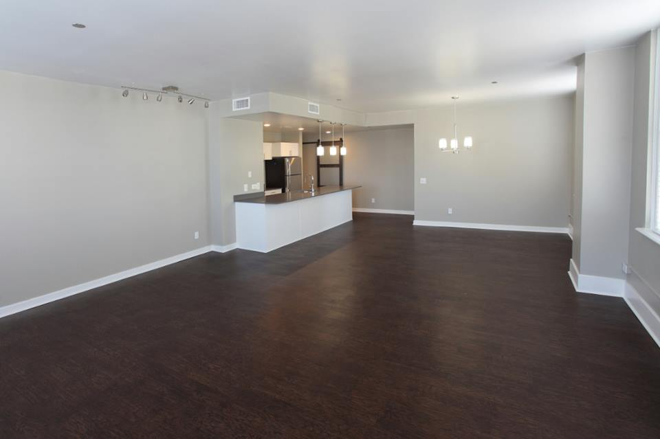 Living/Dining at Listing #137674