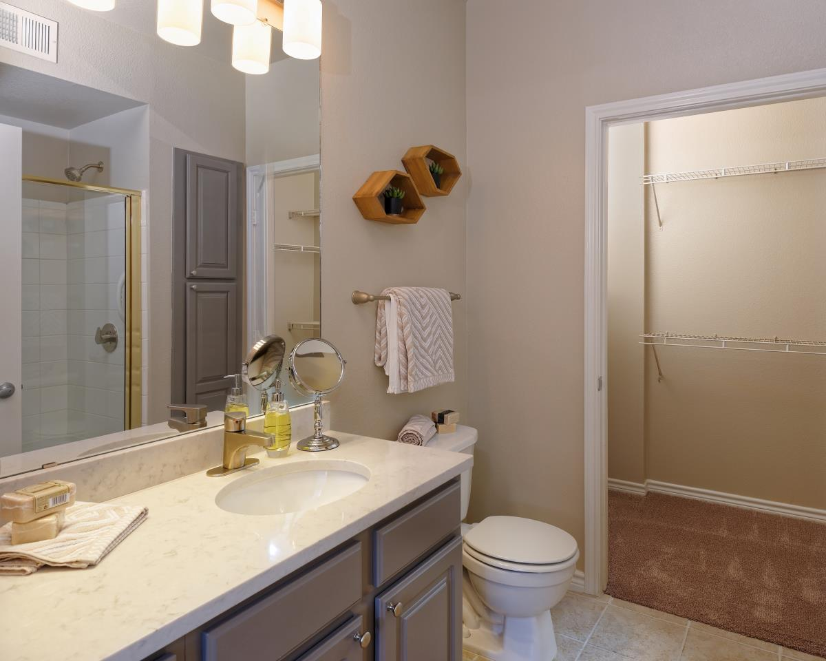 Bathroom at Listing #138104