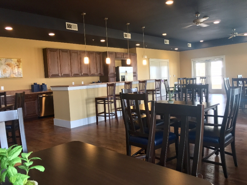 Clubhouse at Listing #225322