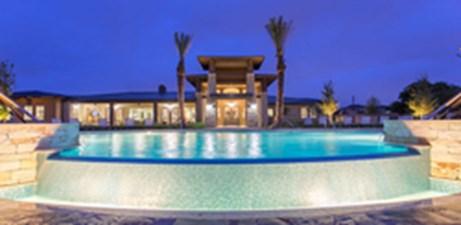 Pool at Listing #275962