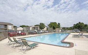 Pool at Listing #136740