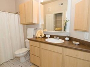 Bathroom at Listing #140791
