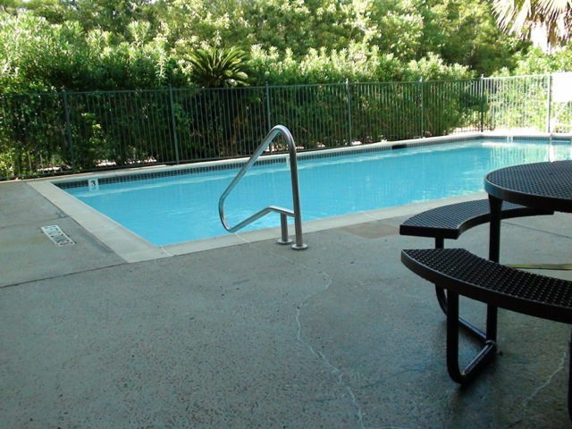 Pool at Listing #139377
