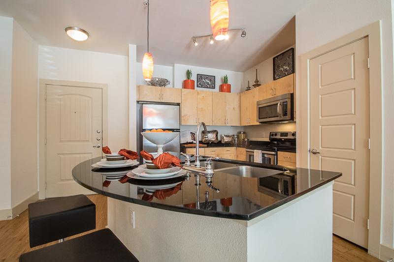 Kitchen at Listing #154534