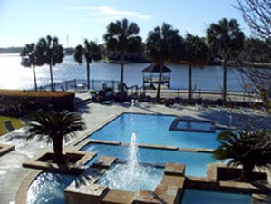 Pool at Listing #138297