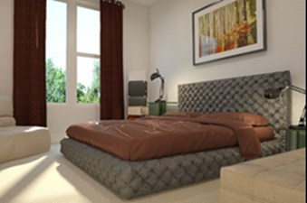 Bedroom at Listing #149059