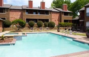 Pool at Listing #136867