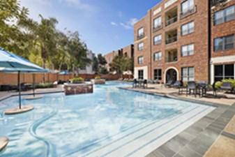 Pool at Listing #144784