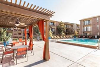 Pool at Listing #135739