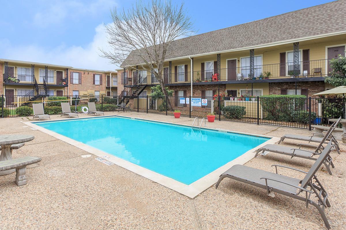 Pool at Listing #138966